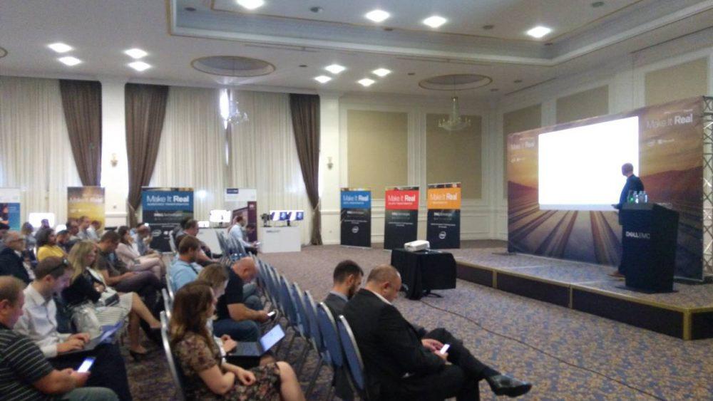 Dell Technologies - Forum 2018 - 2