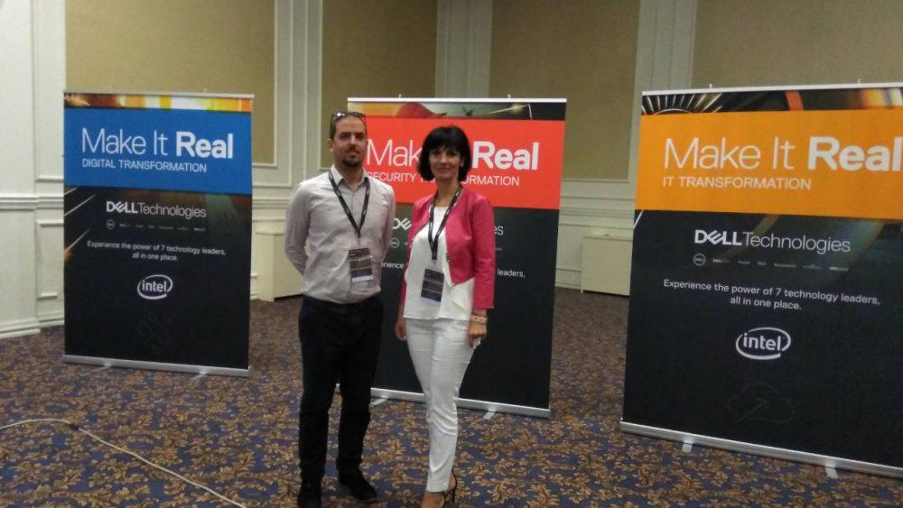 Dell Technologies - Forum 2018 - 1