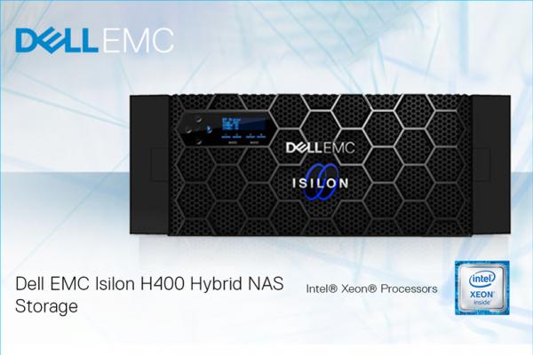 Dell EMC Isilon H400