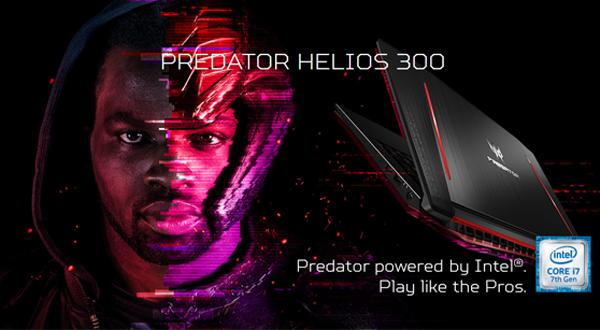 ACER PREDATOR HELIOS 300 – Играјте како професионалци!