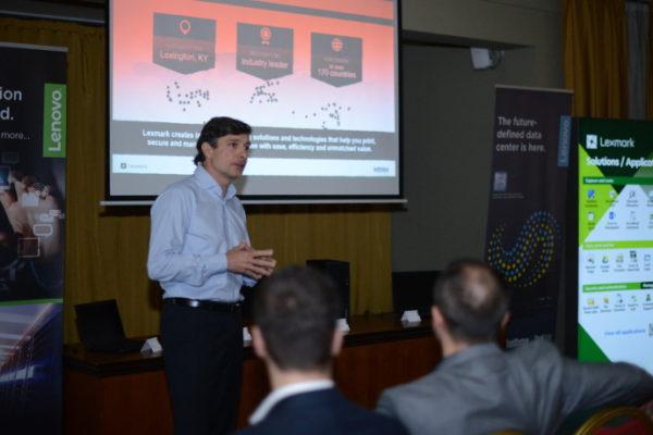 """""""Embrace the Speed of change"""" – Претставени новите портфолија на Lenovo и Lexmark во Скопје!"""