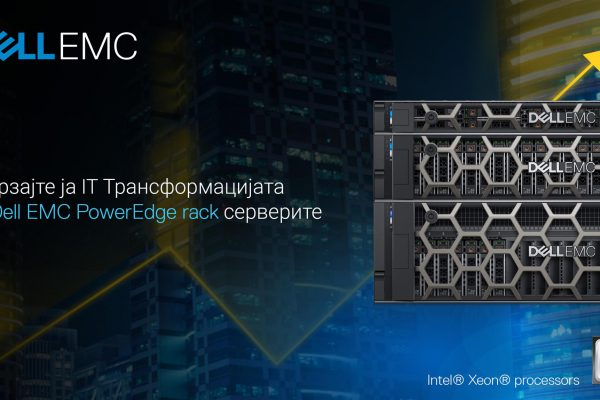 Dell PowerEdge Rack Servers