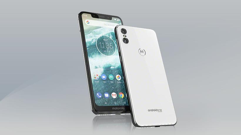 Motorola One - White