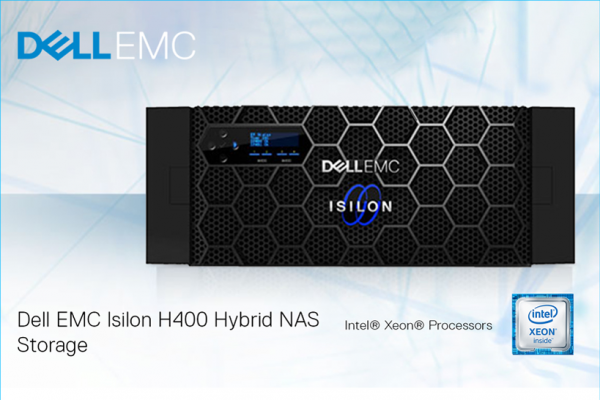 Dell EMC Isilon H400