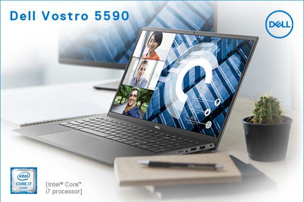 Совршен за професионалци, Dell Vostro 5590 е лаптоп кој го централизира вашиот успех!